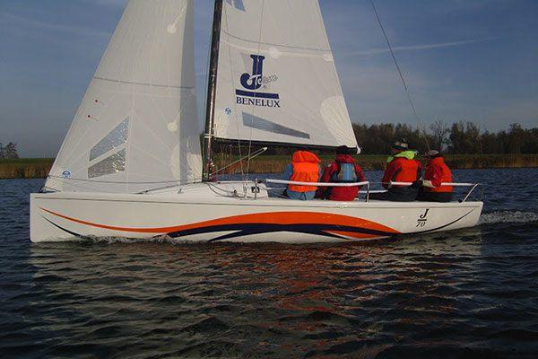 zeilboot-belettering