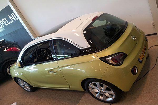 Opel adam carwrap