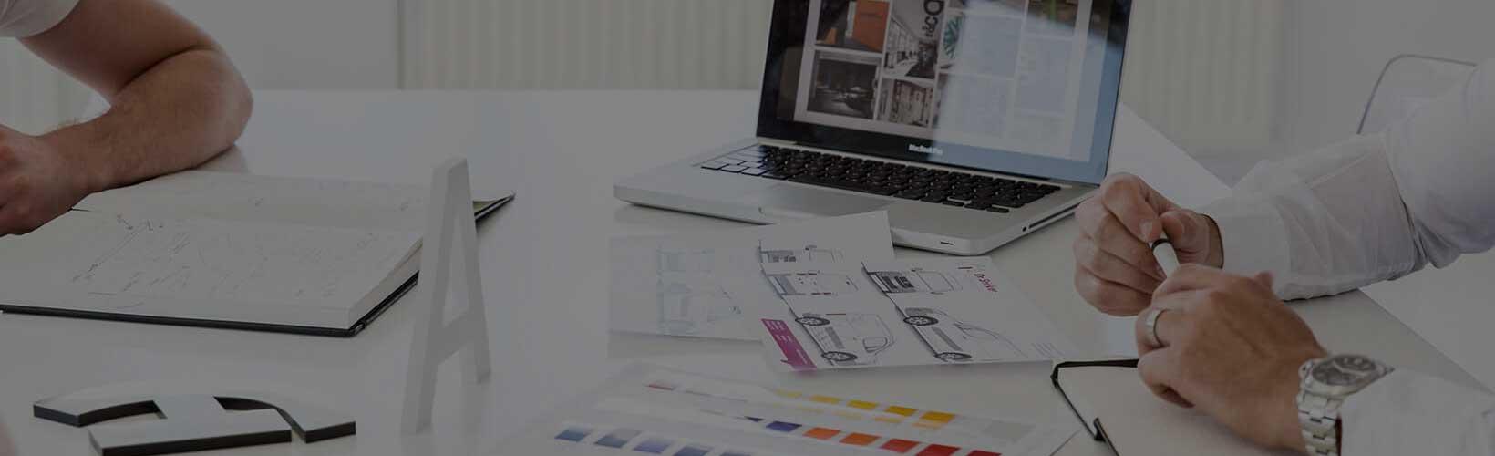 Grafisch ontwerper